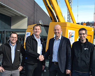 ARBOR AG offizieller Vertriebspartner